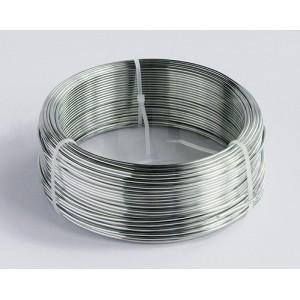 Drut aluminiowy 2mm 0,5 kg
