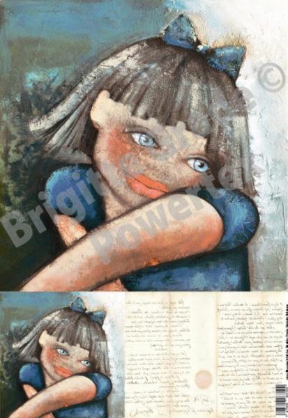 wydruk-laserowy-a3-dziewczynka-z-niebieskimi-oczami