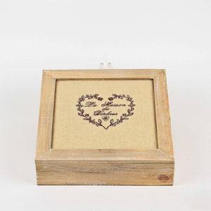 Pudełka, ramki i szkatułki